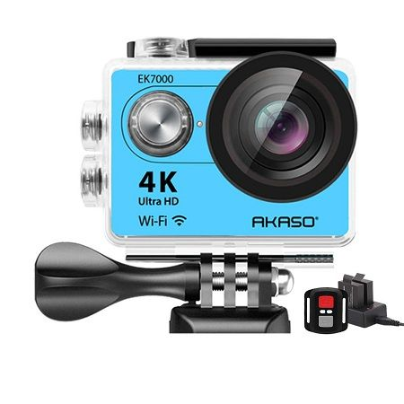 AKASO 4K Wi-Fi Sports Action Camera