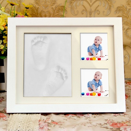 Clay Handprint & Footprint Keepsake Kit