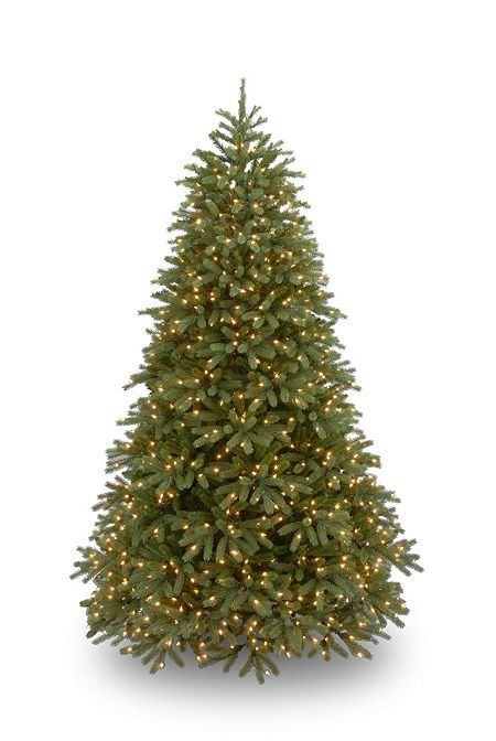 National Christmas Tree Jersey Fraser Fir Artificial