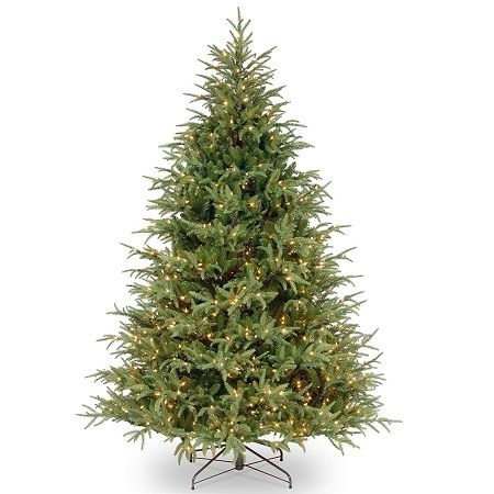 "National Tree 7.5 Foot ""Feel Real"" Frasier Grande Tree"