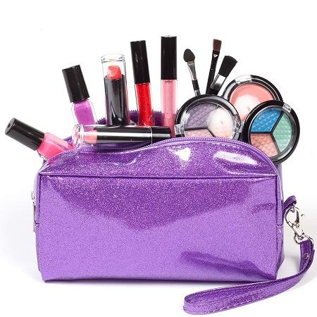 SmartEmily Washable Kids Makeup Set
