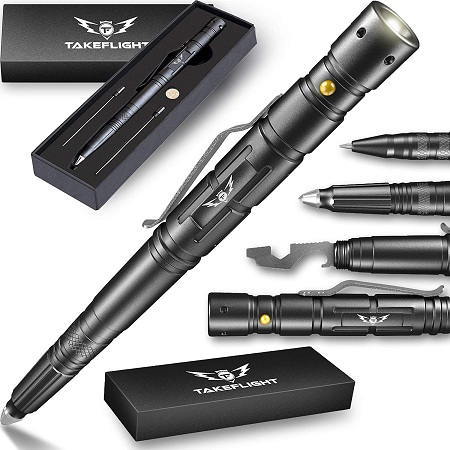 TF TAKEFLIGHT Tactical Pen