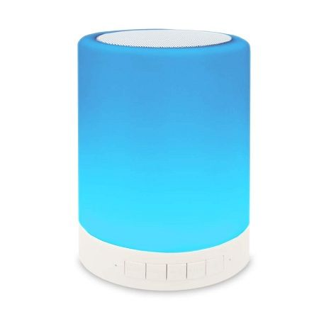 ZHOPPY Night Light Bluetooth Speakers